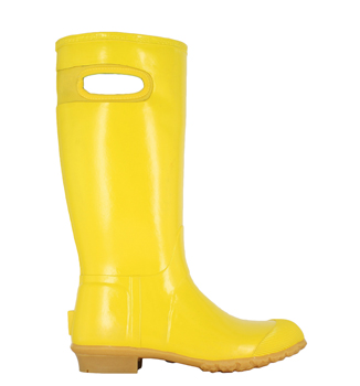 Women's Frankie Tall Yellow