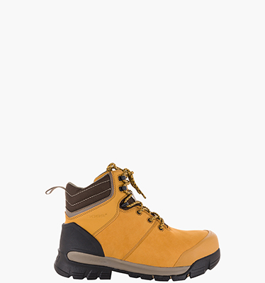 Pillar Zipper CT MEN'S WATERPROOF COMPOSITE TOE BOOTS