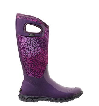 Women's North Hampton Floral Women's Insulated Rain Boot