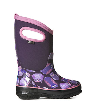 Kids Classic Owl KIDS' INSULATED BOOTS