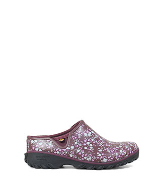 Sauvie Clog Ditsy Women's Waterproof Clogs